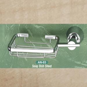 AN-03 Soap Dish Sheet
