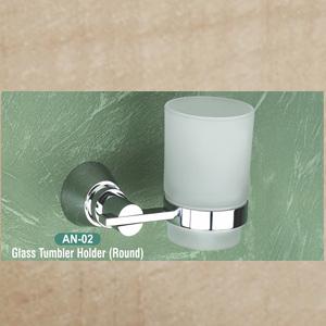 AN-02 Glass Tumbler Holder (Round)
