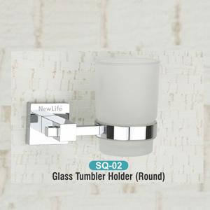 SQ-02 Glass Tumbler Holder (Round)