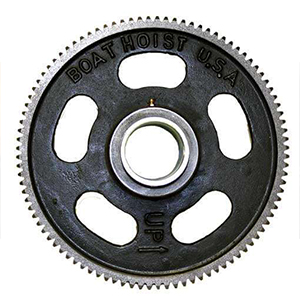 Cast Iron Gear