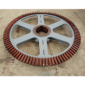 Crusher Machine Gears