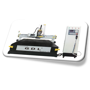 GDL TM 1325 Wood Cutting & Engraving CNC Router Machine (ATC)
