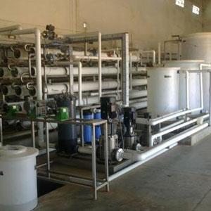 Nano Filtration -NF Plant