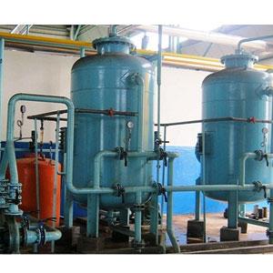 Demineraization Plant (DM Plant)