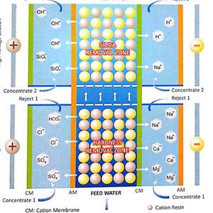 Electro Deionisation (EDI)