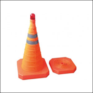 Foldable Traffic Cone