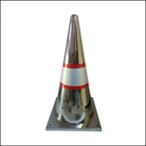 Stainless Steel Traffic Cone