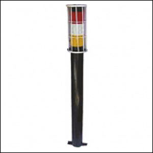 ABS Reflector Round Pipe Delineators