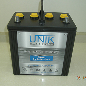 Scrubber Battery & Golf Cart Battery