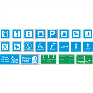 Informatary Signs