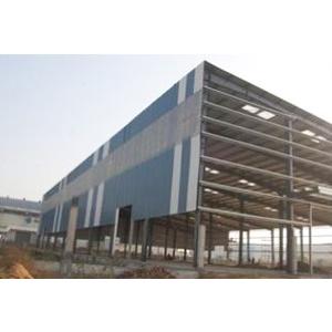 Pre-engineered steel buildings structure
