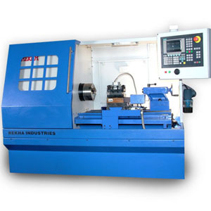 Linear Tooling CNC Lathe Machine