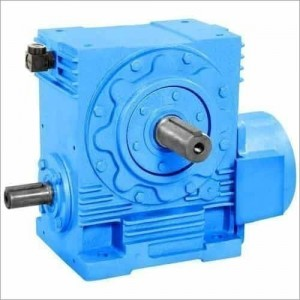 Flange Mounted Worm Reduction Gearbox