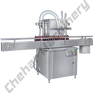 4 Head Automatic Honey Filling Machine