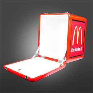 FRP Food Delivery Boxes