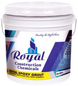 Royal Construction Chemicals, Rajkot - Manufacturer of Epoxy