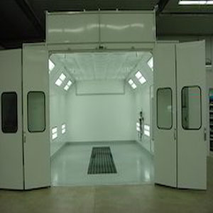Car Refinishing Paint Booth