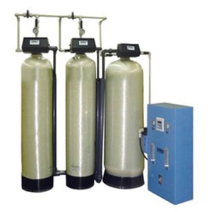 Ultra Filtration Water Treatment Plant