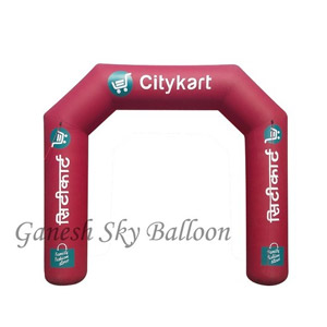 Advertising Inflatable Arches