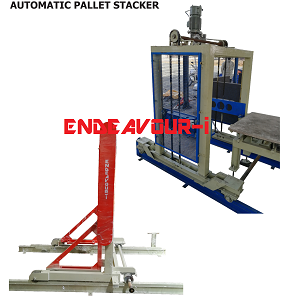 Automatic Pallet Stacker