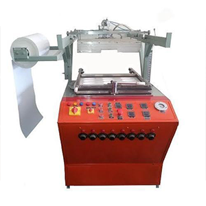 Electric Thermocol Plate Making Machine