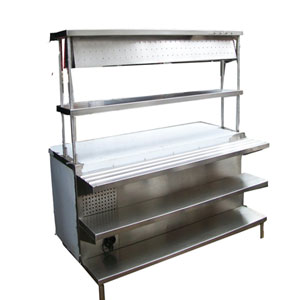 Under Counter OHS Tray Slide