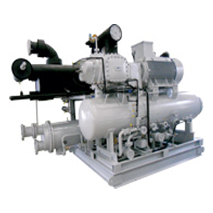 Industrial Screw Chillers