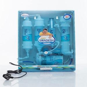 DELUXE UV PLUS UF WATER PURIFIER