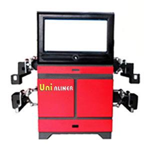 Wheel Alignment Machines (Zigbee) Golden Eye Technology (Video Radar System)