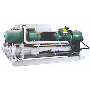 Water-cooled Screw Chillers