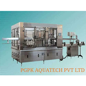 Bottling Plant-Fully Automatic