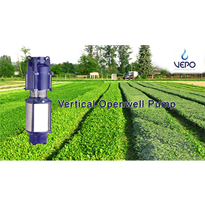 Vertical Openwell Submersible Pumpset