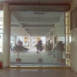 Galvanized Perforated Rolling Shutters