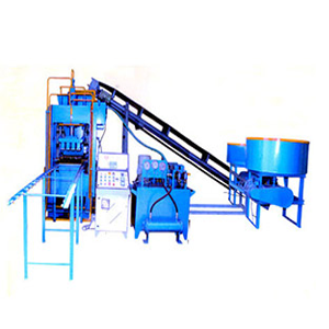 Fully Automatic Fly Ash Machine With Vibro
