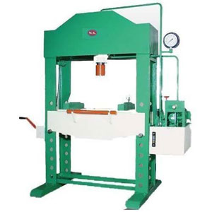 H Frame Press Machine