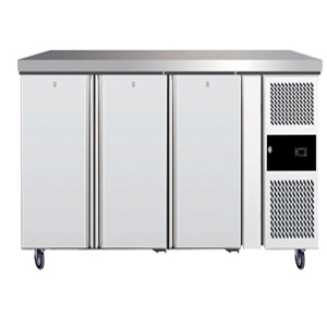 Horizontal Under Counter Refrigerator
