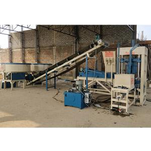 FAM-1400 Automatic Fly Ash Brick Making Machine