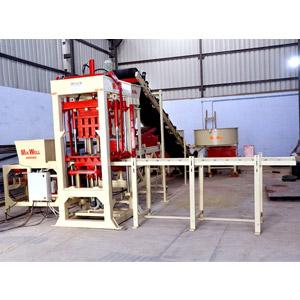 FAM-1080 Automatic Fly Ash Brick Making Machine
