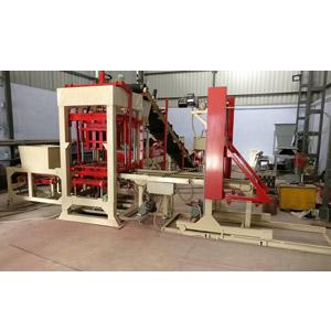 FAM-1800 Automatic Fly Ash Brick Making Machine