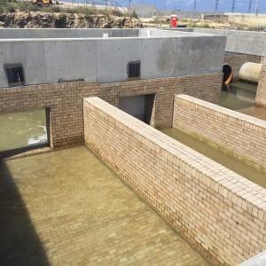 Acid Resistant Bricks Lining
