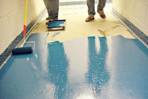 Epoxy Anti Screed Flooring Epoxy Anti Screed Flooring