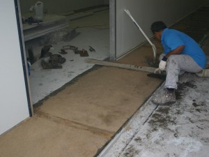 Epoxy Anti Skid Flooring