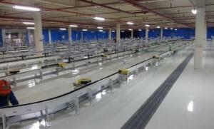 PU Flooring Services