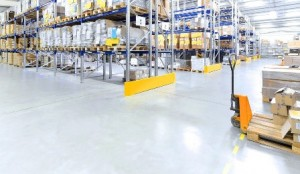 RM & PM Warehouse  Flooring