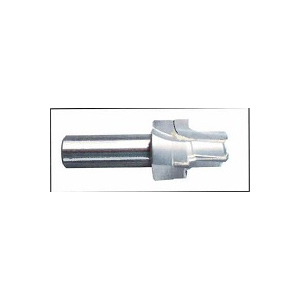 Carbide Tipped Straight Shank SAE port contour