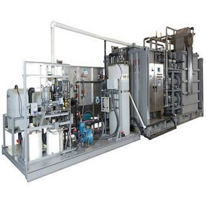 Electrical Sewage Treatment Plant