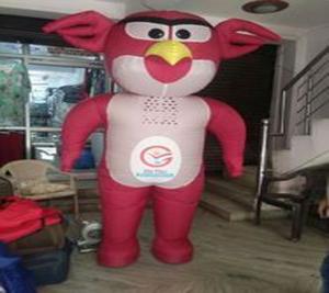 Inflatable Walking Angry Bird