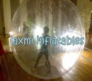 Indoor Zorbing Balloon