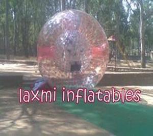 Lawn Zorbing Ball
