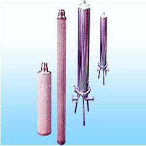 Stainless Steel Pleated and Sintered Cartridge